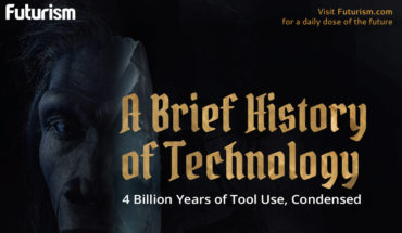The Origin And Evolution Of Technology - Infographic