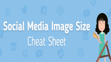 The Sizes Of All Social Media Images - Infographic GP