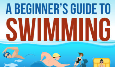 The Ultimate Swimming Guide For A Beginner - Infographic GP