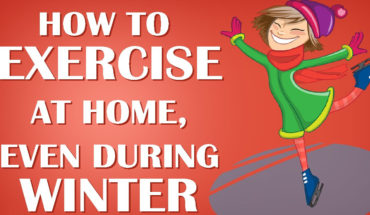 Workout Hacks For The Winters - Infographic GP