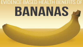 16 Ways Bananas Are Evidently Beneficial For Our Health - Infographic