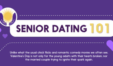 A Dating Guide For Seniors - Infographic