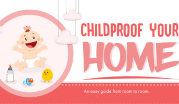 A Detailed Guide To Baby-Proofing Your Home - Infographic