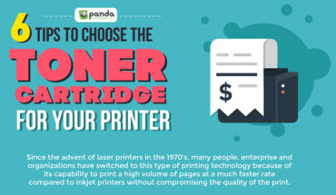A Guide To Choosing The Right Toner Cartridge For Your Printer - Infographic