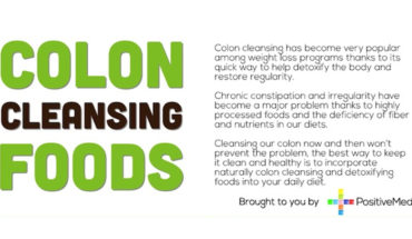 Foods That Will Clean Your Colon - Infographic
