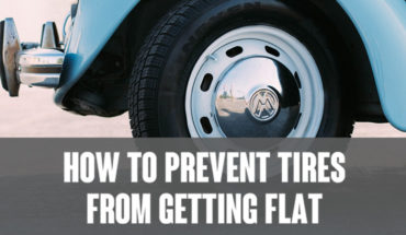 Tips To Steer Clear From Flat Tires - Infographic