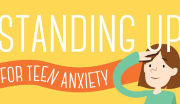 What You Must Know About Teen Anxiety - Infographic