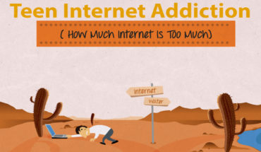 Are You Addicted To The Internet - Infographic
