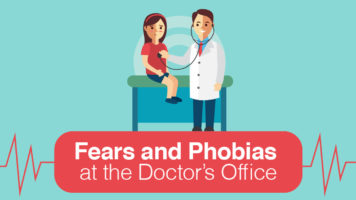 Are You Afraid Of Going To The Doctors'? - Infographic