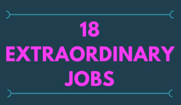 Don't Be Surprised If You're Cut Out For These Unusual Jobs - Infographic