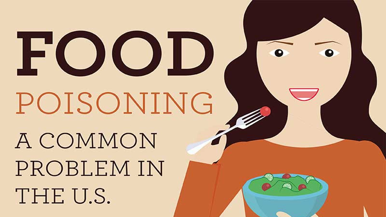 how to get over food poisoning