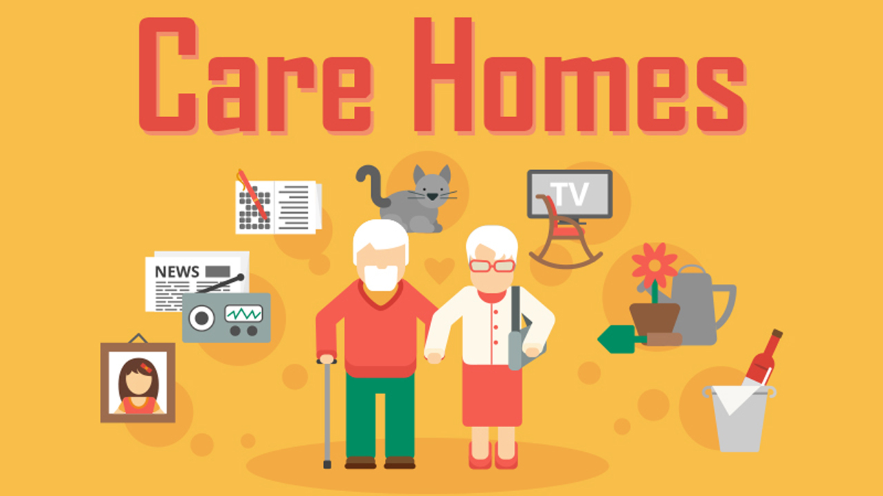 Making the right care home choice infographic for Choice home
