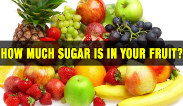 How Much Sugar is in Your Fruit?