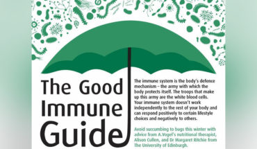 The Good Immune Guide - Infographic