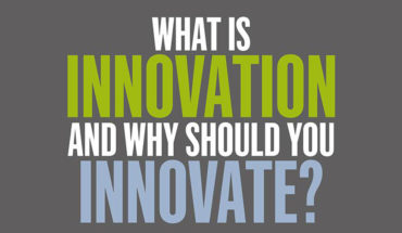 What Is Innovation And Why Should You Innovate? - Infographic