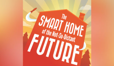 The Smart Home of The Not-So-Distant Future - Infographic