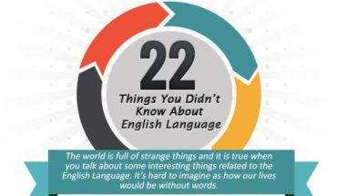 22 Interesting Facts About The English Language