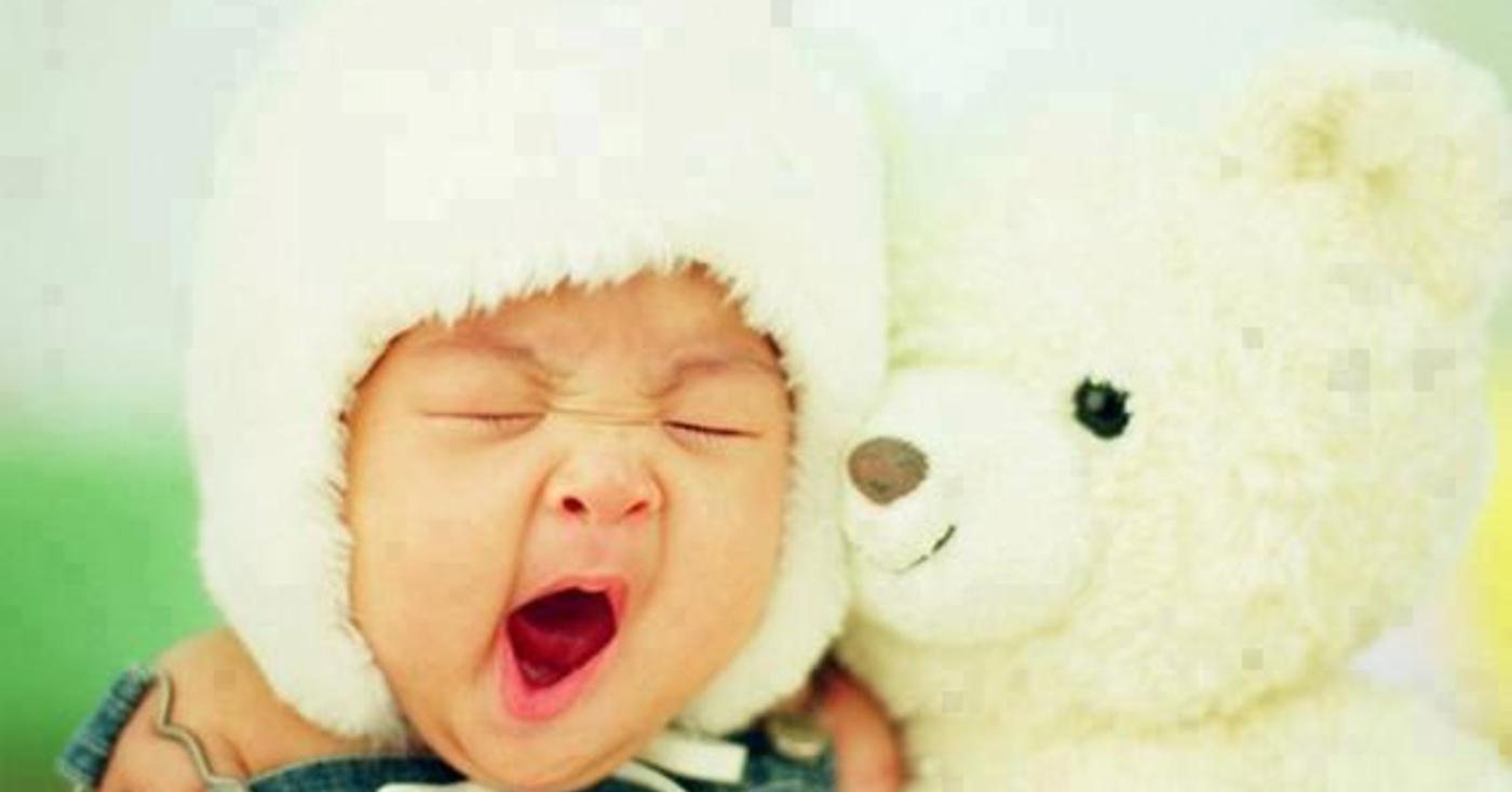 Babies Yawning 8