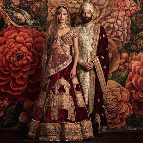 Best Wedding Dresses From Around The World 1
