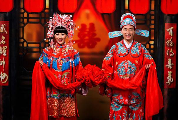 Best Wedding Dresses From Around The World 11
