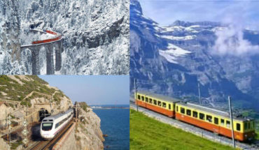 Top 15 Picturesque Train Journeys Of All Time