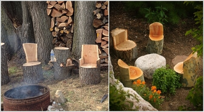 10 Interesting Ways You Can Use Tree Stumps (12)