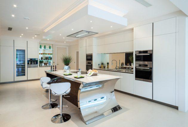 20 Kitchen Designs That Will Inspire You To Give Your Kitchen A Makeover (15)