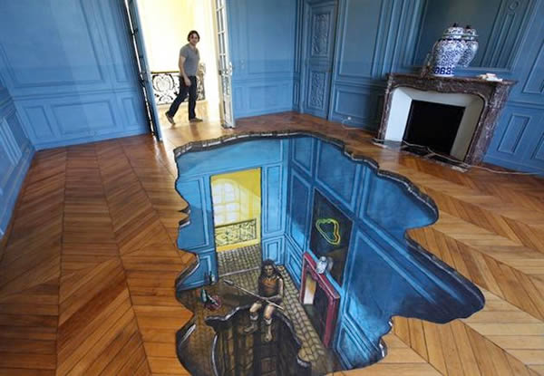 3D Floor Designs That'll Motivate You To Get One Done (4)