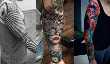 40 People Who Decided To Get A Sleeve Tattoo And Nailed It!