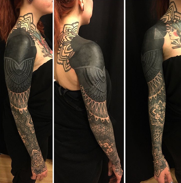 40 People Who Decided To Get A Sleeve Tattoo And Nailed It!_027