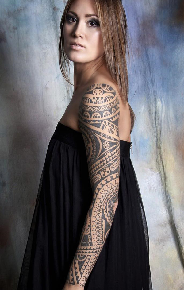 40 People Who Decided To Get A Sleeve Tattoo And Nailed It!_029