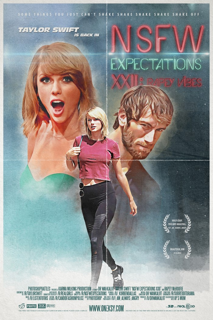 A Guy Was Caught Staring At Taylor Swift, What The Internet Did Next Is Beyond Hilarious (7)