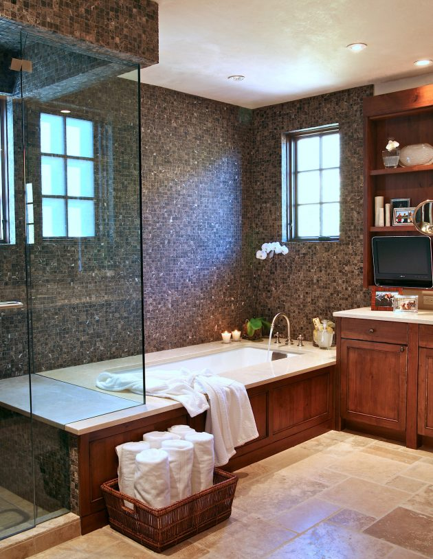 Bathroom Designs That'll Make It Your Favourite Place (3)