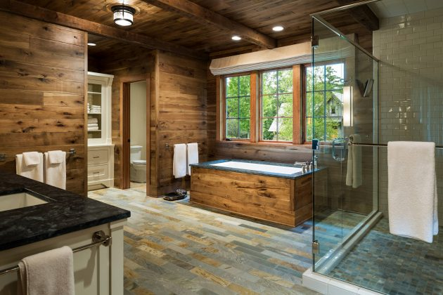Bathroom Designs That'll Make It Your Favourite Place (6)