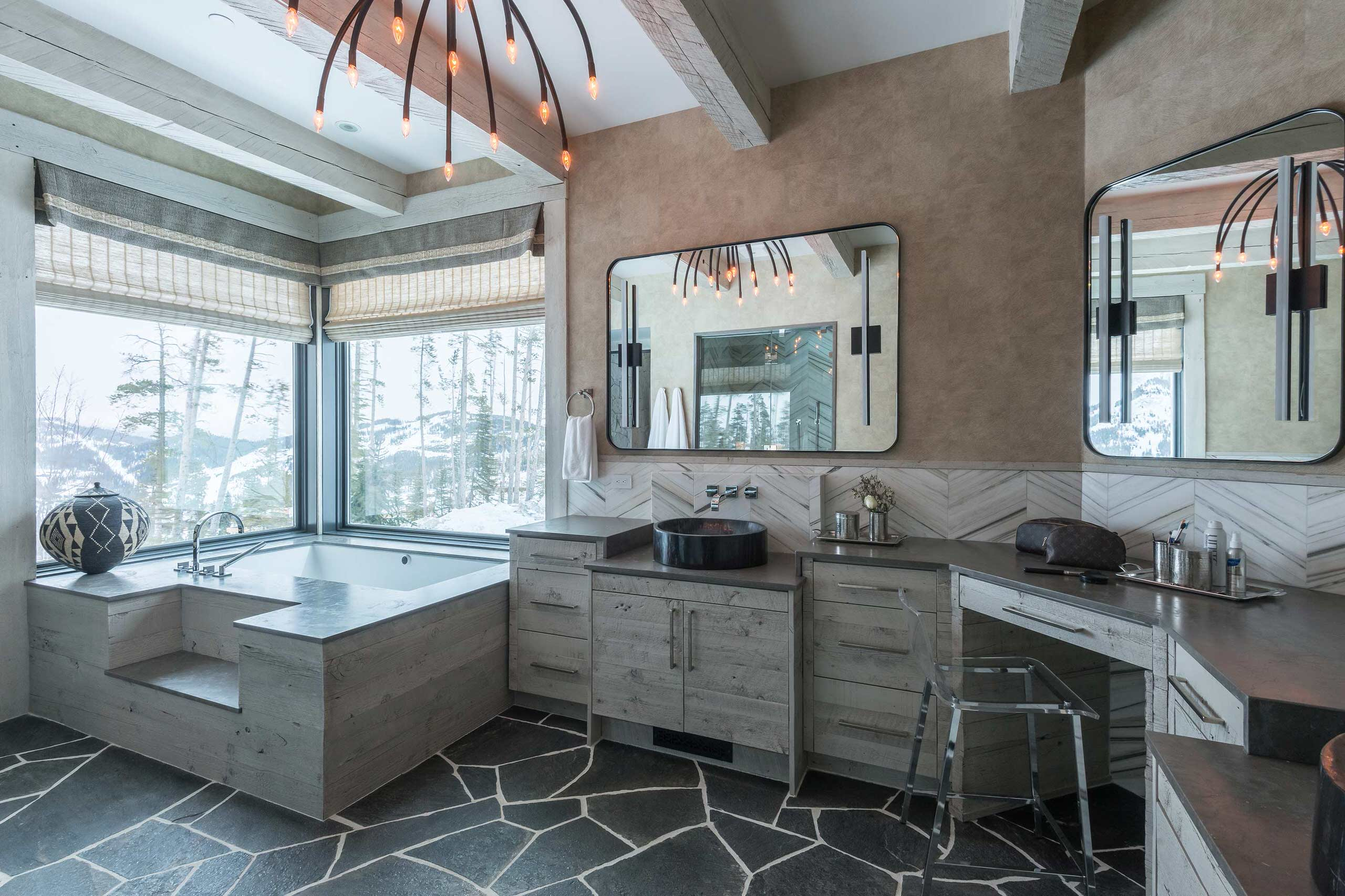 Bathroom Designs That'll Make It Your Favourite Place (7)