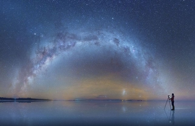 Daniel Kordan Shoots Milky Way Like Never Before! 1