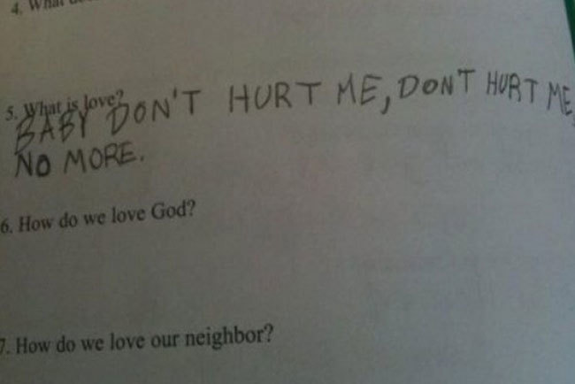 Exam Answers That Wrong But Pure Genuis (17)