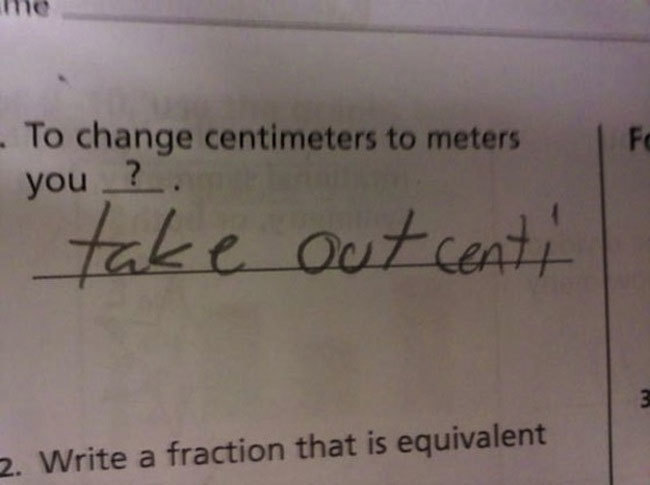 Exam Answers That Wrong But Pure Genuis (19)