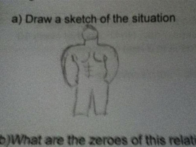 Exam Answers That Wrong But Pure Genuis (34)