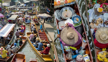 Images Of Markets On Boats In Southeast Asia