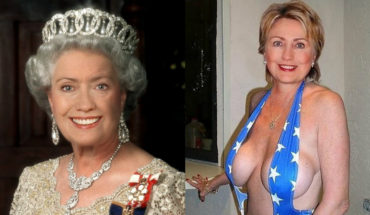 22 Hilarious Ways Hillary Clinton Was Photoshopped