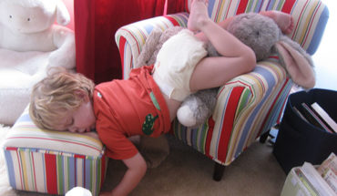 15 Kids Who Mastered The Art Of Sleeping ANYWHERE