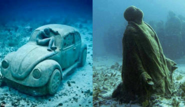 This Underwater Museum In Mexico Will Make You Want To Pack Your Bags Right Away!