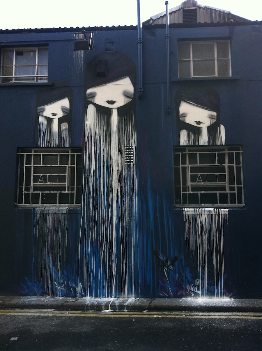 Of The Craziest Street Wall Artwork From Around The World_011