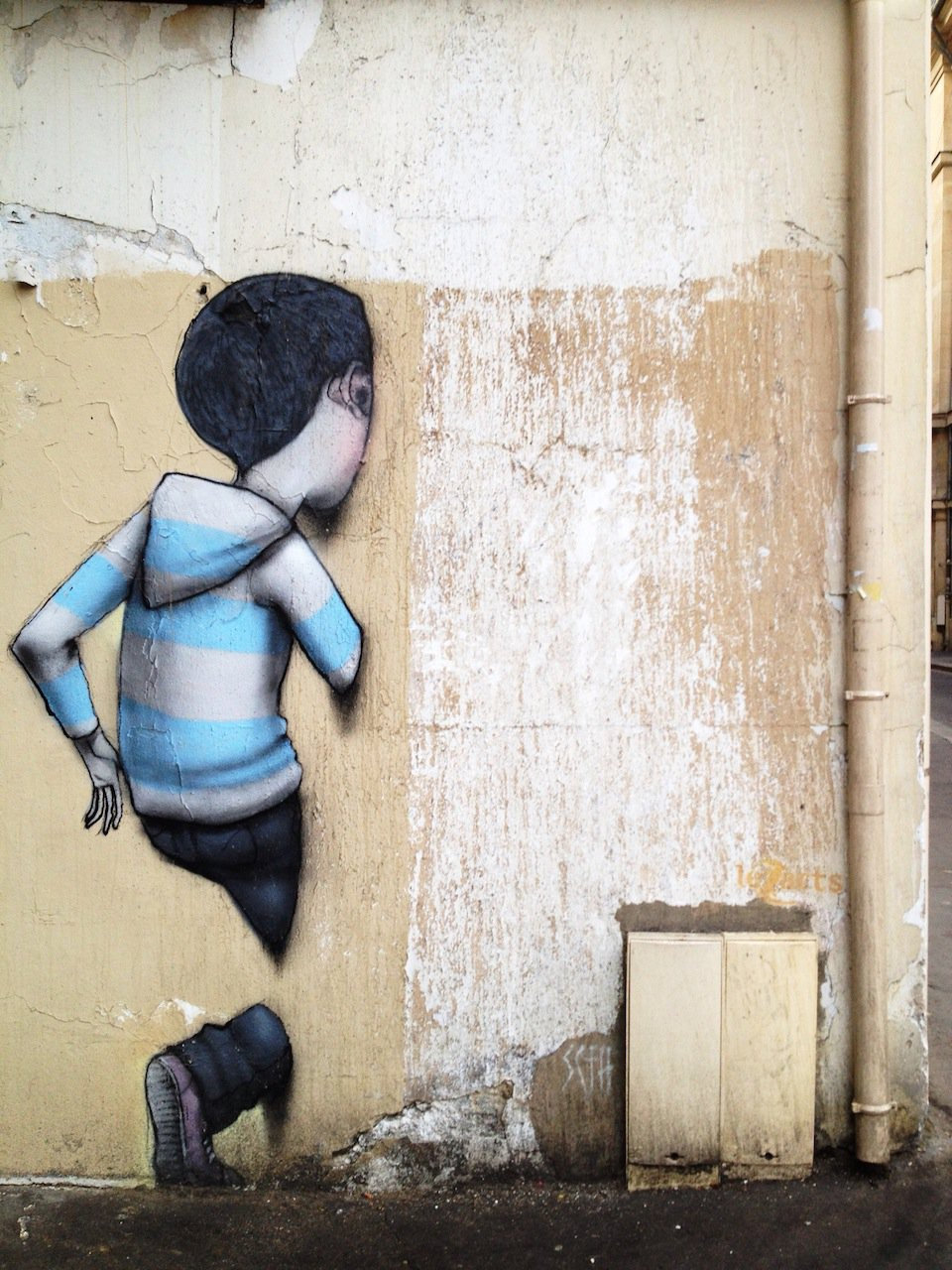 Of The Craziest Street Wall Artwork From Around The World_018