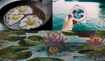 20 Out-Of-The-Box Embroidery Art