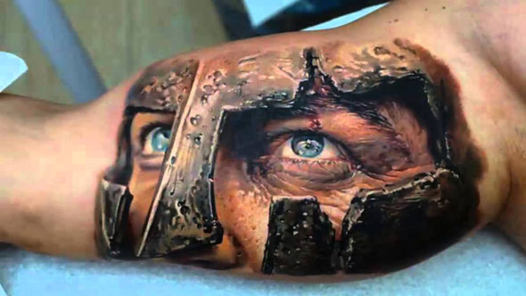 Tattoos That Are Way Too Realistic (6)