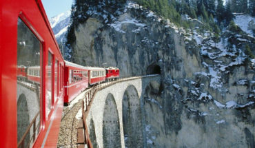 These Pictures Will Make You Want To Board The Glacier Express Right Away!