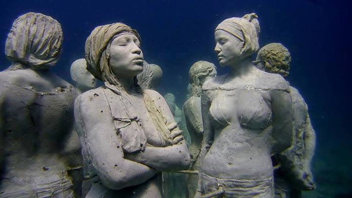 This Underwater Museum In Mexico  (7)