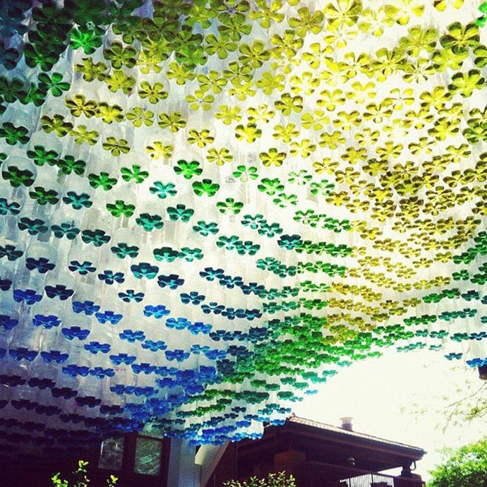 Unimaginable Ways You Can Reuse Plastic Bottles (7)